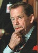 политик Вацлав Гавел