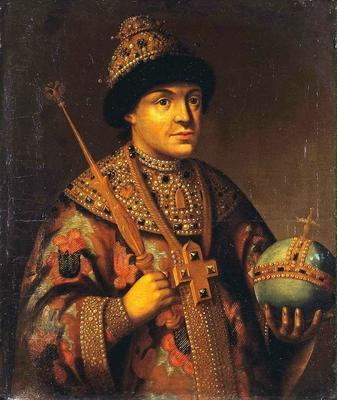 Фёдор III Алексеевич