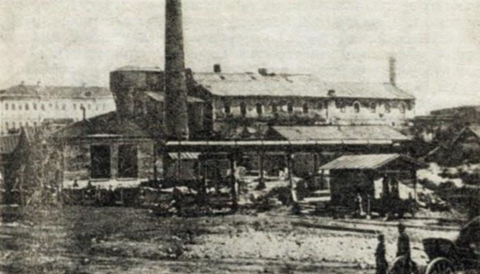 Русская промышленность и торговля в 1815–1825