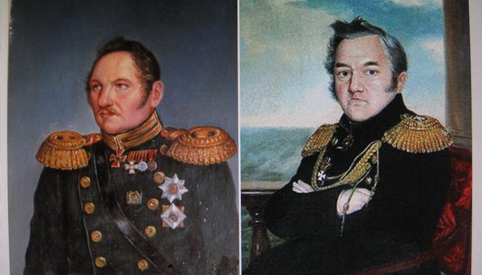 Антарктическая экспедиция Беллингсгаузена и Лазарева