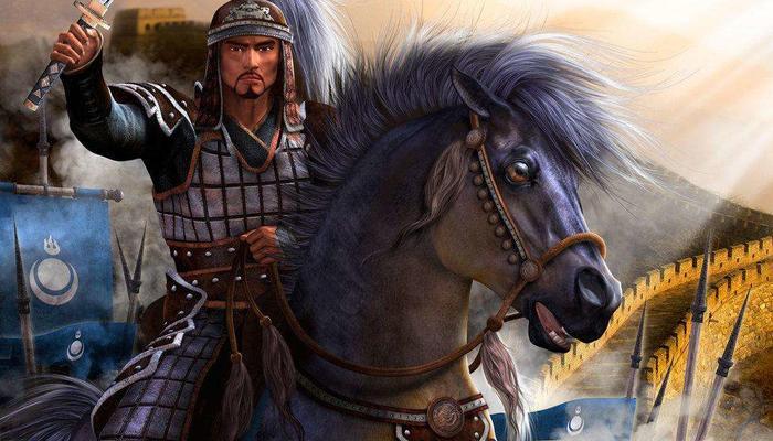 Жизнь и завоевания Чингисхана