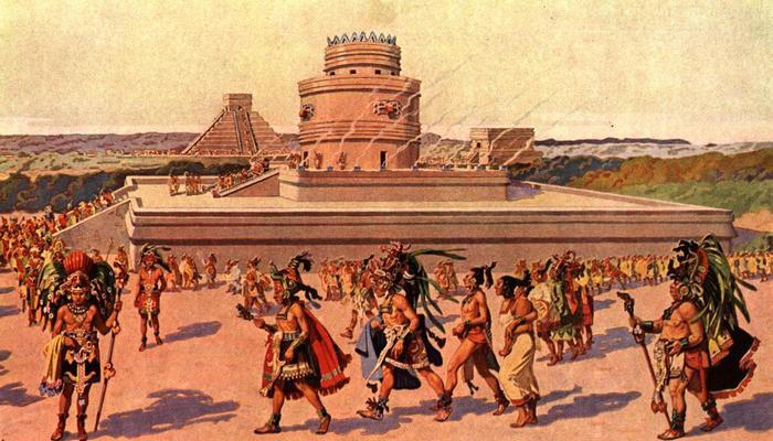 История цивилизации майя