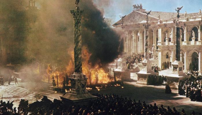 Распад Западной Римской империи