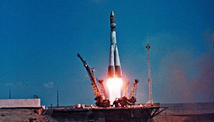 Космический полёт Гагарина
