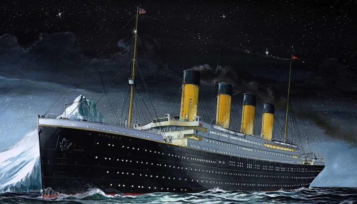 История крушения «Титаника»