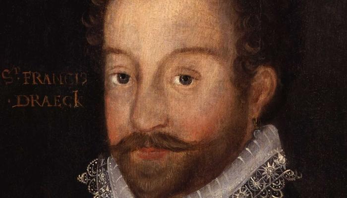 Фрэнсис Дрейк — самый известный английский пират