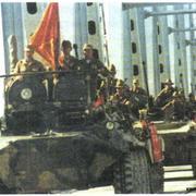 Советские войска выходят из Афганистана