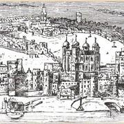 Лондон. Гравюра XVI в.
