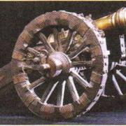 Модель пушки XVII в.