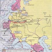 Российская империя с 1800 по 1861 г. (европейская часть)