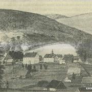 Стекольная фабрика Гарраха в Новом Свете (Северная Чехия). Начало XIX в
