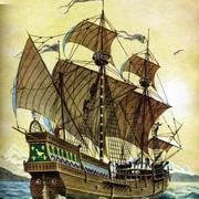 корабль участвовавшие в кругосветных путешествиях