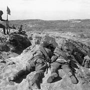 В 1939 году начались столкновения у реки Халкин-гол, на границе между тогдашней Монгольской народной республикой и Китаем