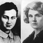 27 ноября в 1941 году фашистами были повешены две партизанки