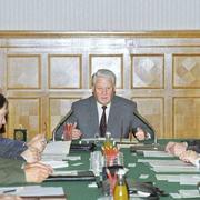 """В 1993 году президент России Борис Ельцин обнародовал указ №1400 """"О поэтапной конституционной реформе в Российской Федерации""""."""