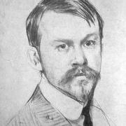 Русский живописец Борис Кустодиев