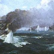 В 1905 году русский флот потерпел катастрофическое поражение в Корейском проливе у острова Цусима