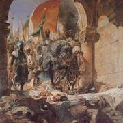 В 1453 году турецкое войско захватило столицу Византии Константинополь