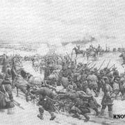 В 1606 году началось крестьянское восстание под предводительством Ивана Болотникова