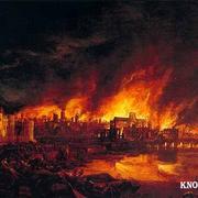 В 1666 году был потушен знаменитый Лондонский пожар