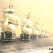 В 1696 году Боярская дума обязала всех жителей принять участие в создании русского флота