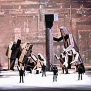 В 1931 году состоялся общественный просмотр первого «индустриального» балета «Болт»