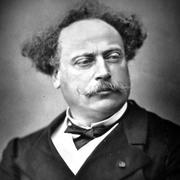 Французский писатель Александр Дюма-сын