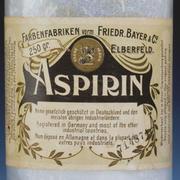 В 1899 году в Германии впервые поступил в продажу аспирин