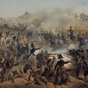 позорное поражение русских войск у Черной реки