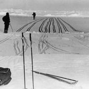 В 1979 году достигла Северного полюса первая в истории лыжная экспедиция