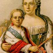 портрет Ивана VI