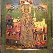 В 1606 году из Углича в Москву были привезены останки царевича Дмитрия