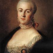 портрет Екатерины Алексеевны