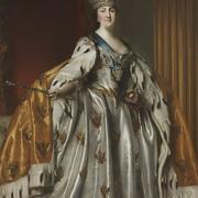 В 1762 году в Успенском соборе в Кремле состоялось коронование императрицы Екатерины II