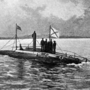 В 1906 году Николай II подписал указ о создании в России подводных лодок
