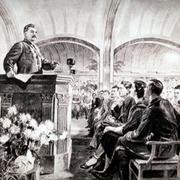 В 1941 году состоялось заседание Московского совета депутатов
