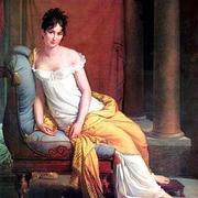 портрет Жюльет Бернар