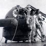 """В 1973 году на орбиту был выведен """"Союз-12"""" с Василием Лазаревым и Олегом Макаровым на борту"""
