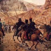 В 1829 года состоялся военный дебют Александра Пушкина на Кавказе