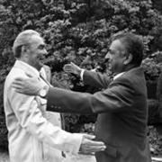 Брежнев и Кармаль