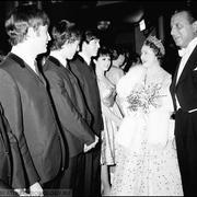 """В 1963 году """"Битлз"""" выступили в шоу """"Королевское варьете"""""""
