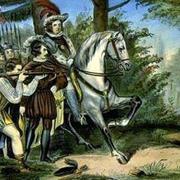 10 ноября в 1307 году в городе Ури возвели шест, увенчанный шапкой Геслера