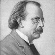 портрет Джозефа Джона Томсона