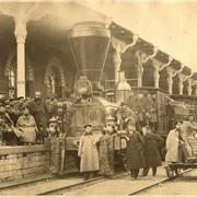 13 ноября в 1851 году была введена в эксплуатацию Николаевская железная дорога