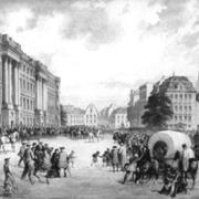 Берлин капитулировал перед русской армией
