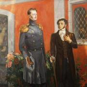 В 1826 году Пушкин наедине встретился с царем