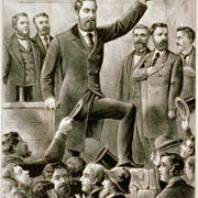 В 1880 году был объявлен первый бойкот