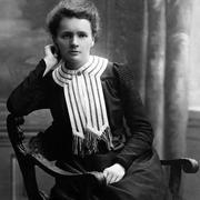 Французский физик и химик Мария Склодовская-Кюри