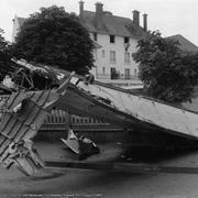 В 1973 году на авиавыставке в Ле Бурже разбился советский сверхзвуковой пассажирский самолет ТУ-144