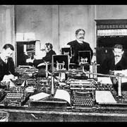В 1858 году в северной столице появился городской телеграф
